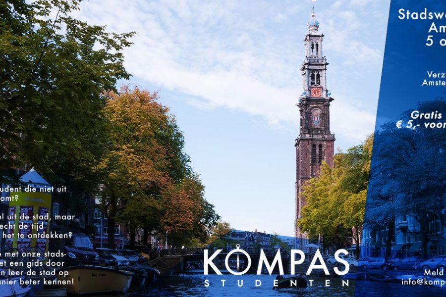 Citytrip Amsterdam!