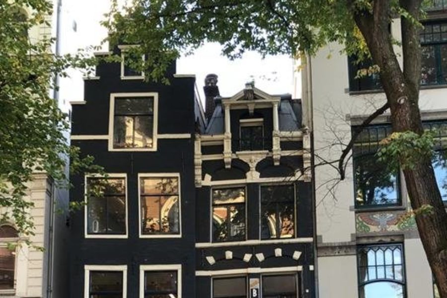 Stadswandeling Amsterdam