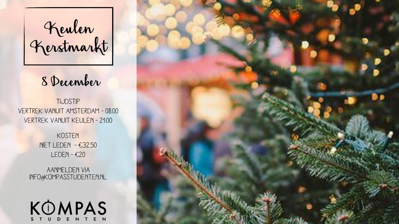 Kerst Keulenmark 8 december