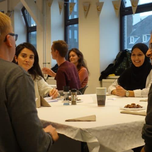 Studenten Iftar