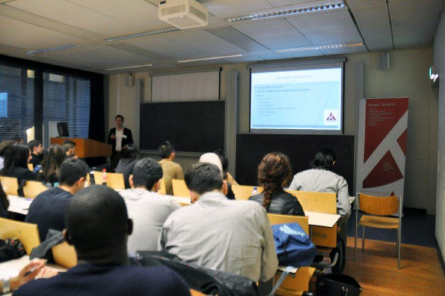 Verslag: Seminar Studiesucces