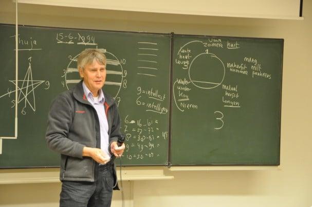 Verslag: 'Lezing Metafysica'