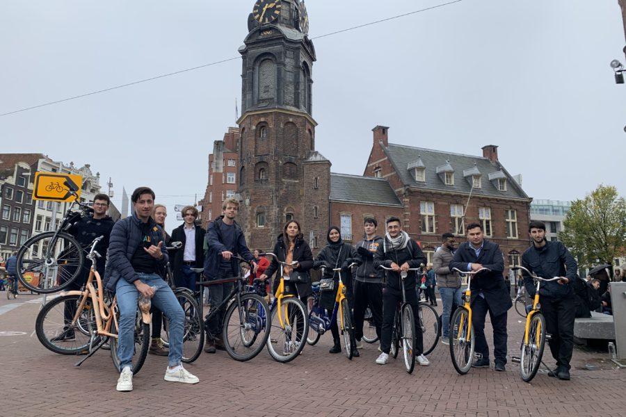 Fietstour door Amsterdam