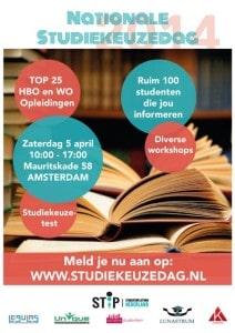 Nationale Studiekeuzedag