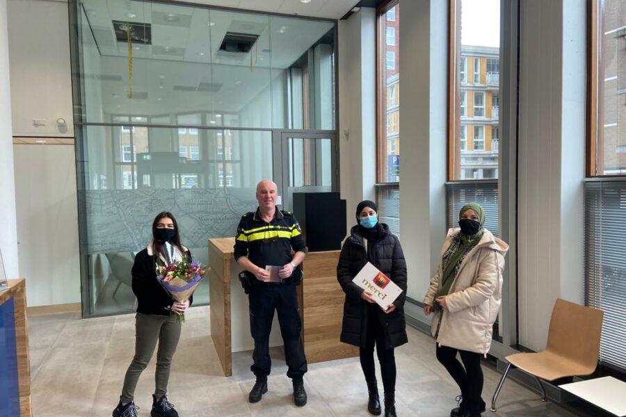 Bezoek bij Politiebureau Oost Watergraafsmeer