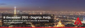 8 december 2012 – Dagtrip: Parijs