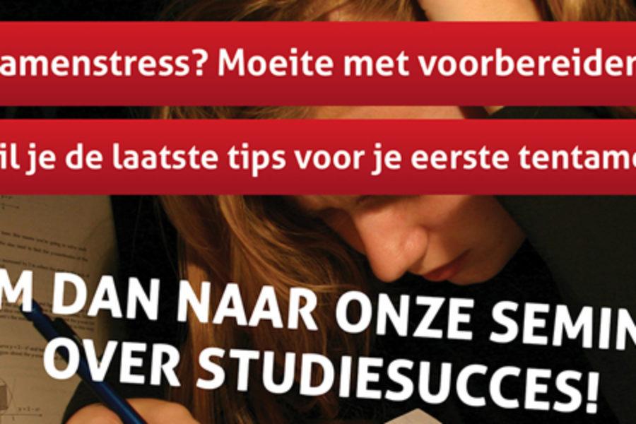 Seminar Studiesucces